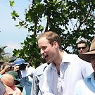 Prince William and Anna Bligh came to Cardwell, North Queensland, Australia by myhobby