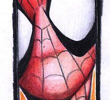 Spider man by IRKAparadise