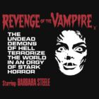 Revenge Of The Vampire / Black Sunday / Mask Of The Demon by loogyhead