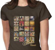 Aloha Womens Fitted T-Shirt