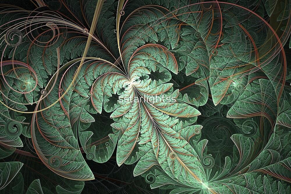 Breach - Vine Foliage by sstarlightss