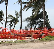 nothing left of this home after Cyclone Yasi - Tully Heads, North Queensland, Australia by myhobby