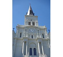 St. Louis Cathedral Study 1 Photographic Print