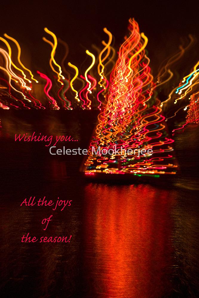 Holiday reflections - card 2 by Celeste Mookherjee
