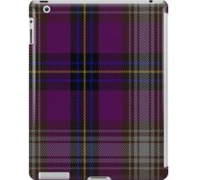 00837 West Coast WM 1873-4 Tartan  iPad Case/Skin