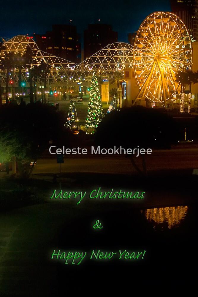 Holiday fun - card 1 by Celeste Mookherjee