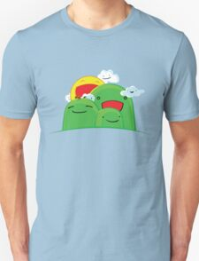 Hills and Clouds T-Shirt