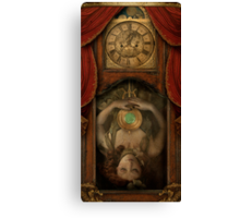 The Timekeeper's Daughter Canvas Print