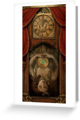 The Timekeeper's Daughter by Aimee Stewart