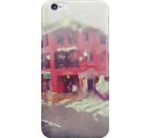 Rain-washed Scenery #11 iPhone Case/Skin