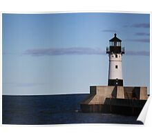 Lake Superior Lighthouse Poster