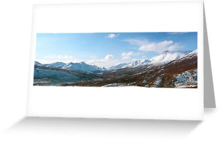 Ogilvie Mountains by Priska Wettstein