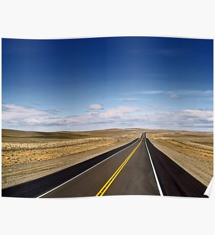 On the Road to Nowhere Poster