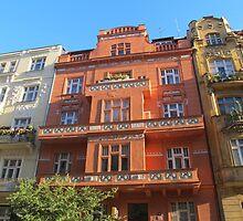 krkonosska street by rainbowvortex