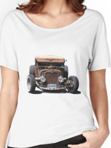 Munster Cadillac Women's Relaxed Fit T-Shirt