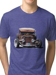 Munster Cadillac Tri-blend T-Shirt