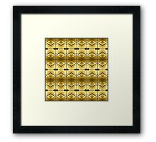 Details and Movement and Their Affect on the Human Condition Framed Print