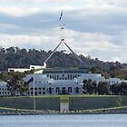 Parliament Houses by Paul Campbell  Photography