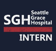 Seattle Grace Hospital Intern by Aeravis
