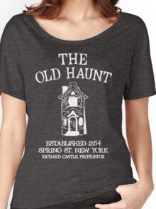 CASTLE'S BAR THE OLD HAUNT Women's Relaxed Fit T-Shirt