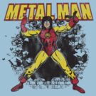 I AM METAL MAN by CoDdesigns
