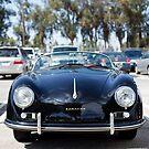 Vintage Porsche by MSPhoto