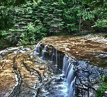 Alger Falls HDR by MSD1138