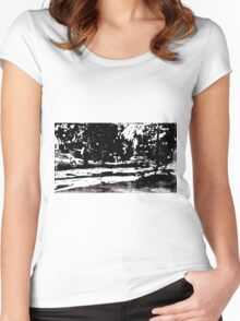 Suburbia Women's Fitted Scoop T-Shirt