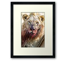 You're Next ! Framed Print