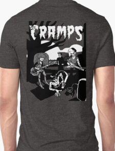 The CRAMPS Unisex T-Shirt