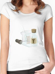 All You Need is Chemistry Women's Fitted Scoop T-Shirt