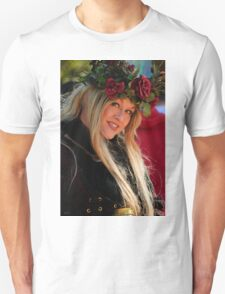 Crowned By Nature Unisex T-Shirt
