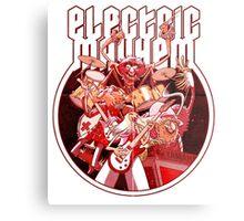Electric Mayhem Metal Print