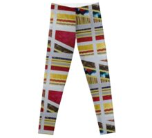 "All That is ""Summer from the Rocks"" days end Leggings"