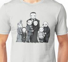 Spooky Plushie Family Unisex T-Shirt