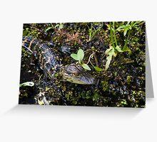 Reptilia Greeting Card