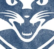 Geelong Cats, AFL Premiers 2011 (Washed Worn Look) Sticker