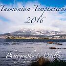 Tasmanian Temptations, 2016 by Odille Esmonde-Morgan