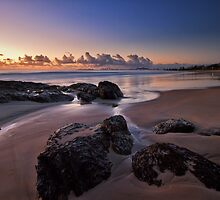 Flat rock currumbin by Jayde Aleman