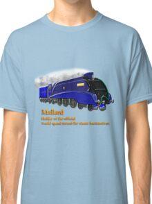 Mallard the Steam Locomotive Classic T-Shirt