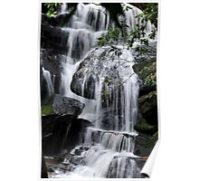 Midway Somersby Falls NSW Australia Poster