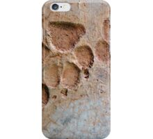Never to forget iPhone Case/Skin