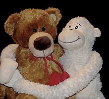 Best Friends by waxyfrog