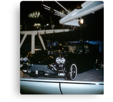 Cadillac Eldorado Brougham Town Car at Motorama 1956 Canvas Print