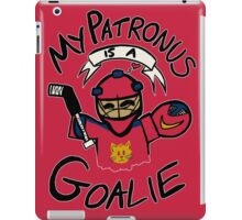 My Patronus is a Goalie (FLA Edition) iPad Case/Skin
