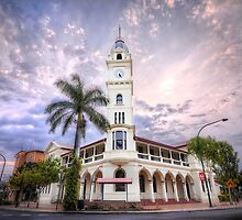 Bundaberg Post Office by Luke Griffin