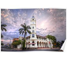 Bundaberg Post Office Poster