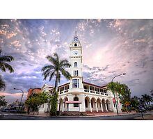 Bundaberg Post Office Photographic Print