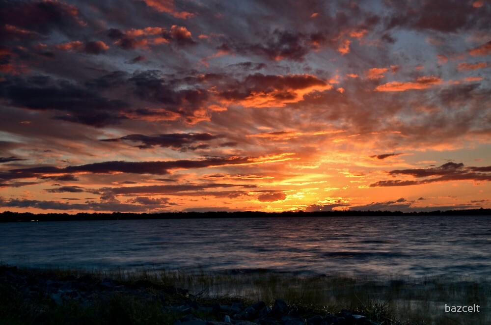 Dam Sky Spectacular by bazcelt