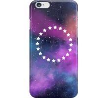 Circle of Stars iPhone Case/Skin